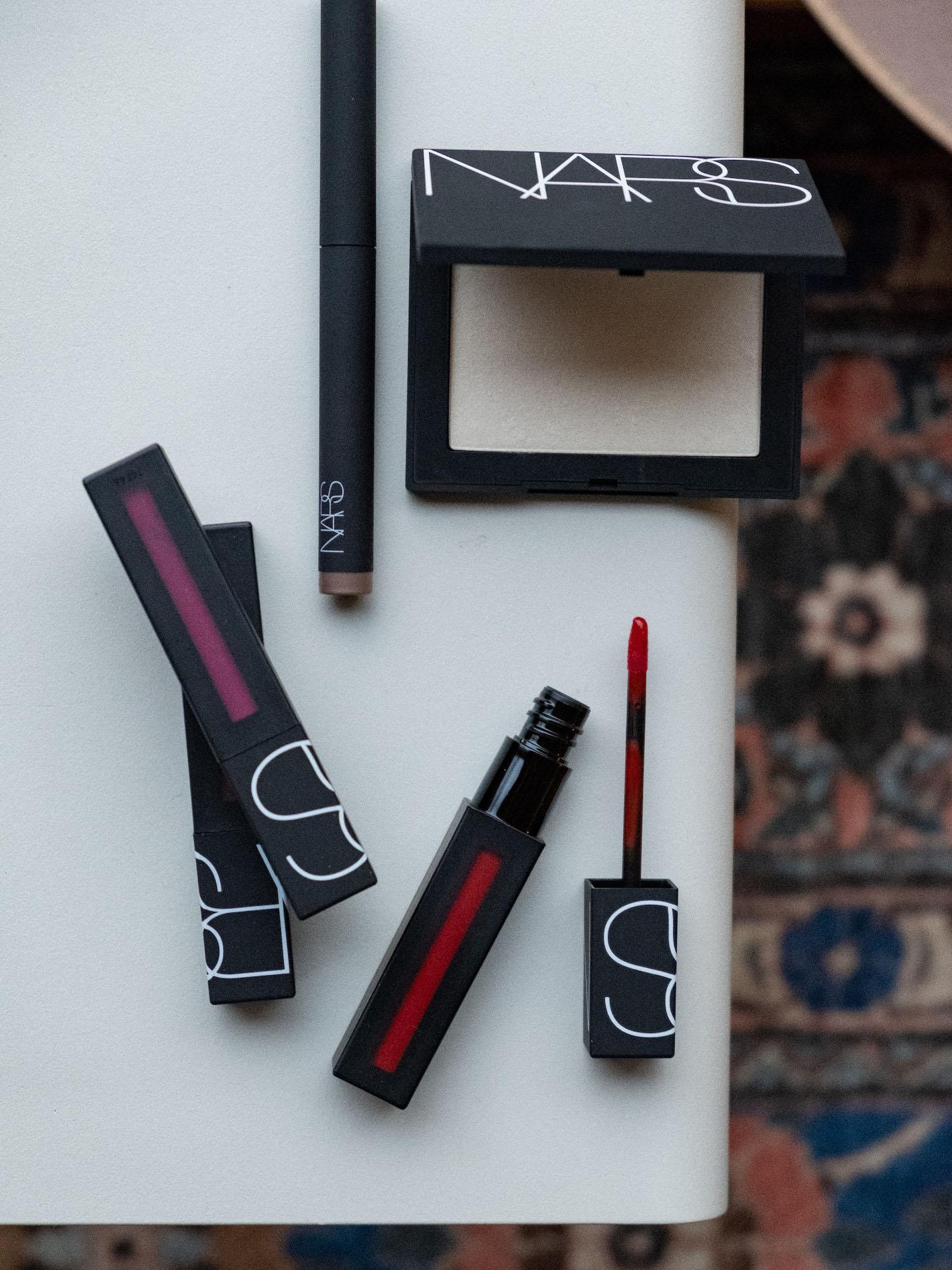 Bare Minds Beauty Adventskalender NARS Powermatte Lip Pigment Soldier