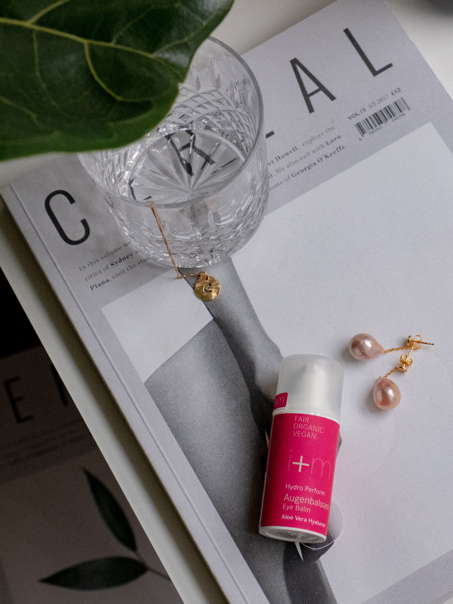 Beautyblog Bare Minds Hydro Perform Augenpflege