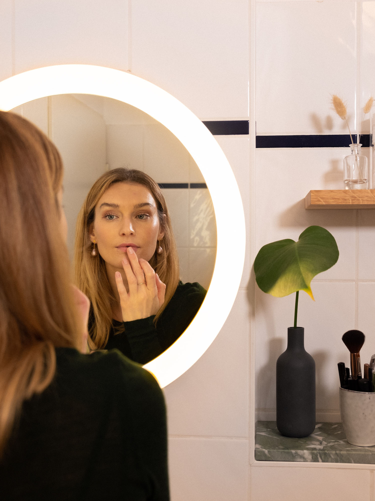 Beautyblog Bare Minds Philips Hue Adore warmes Licht