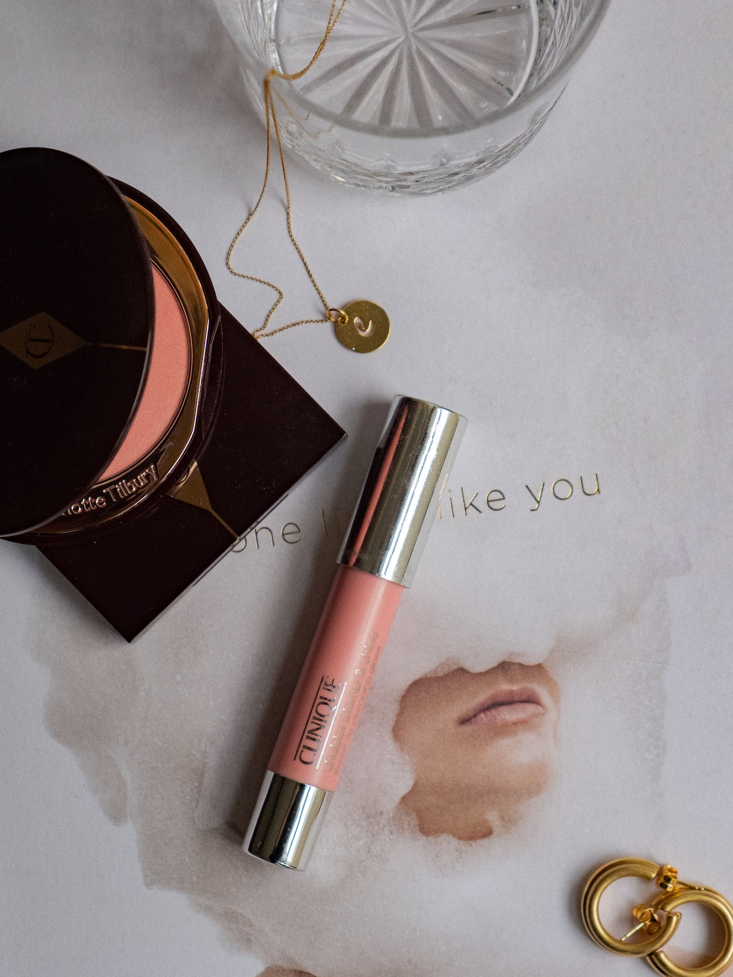 Beautyblog Bare Minds Silvester Make-up Look Clinique Lipgloss