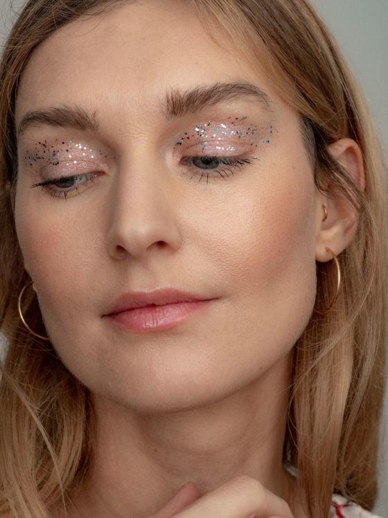 Beautyblog Bare Minds einfache Silvester Make-up Insporation