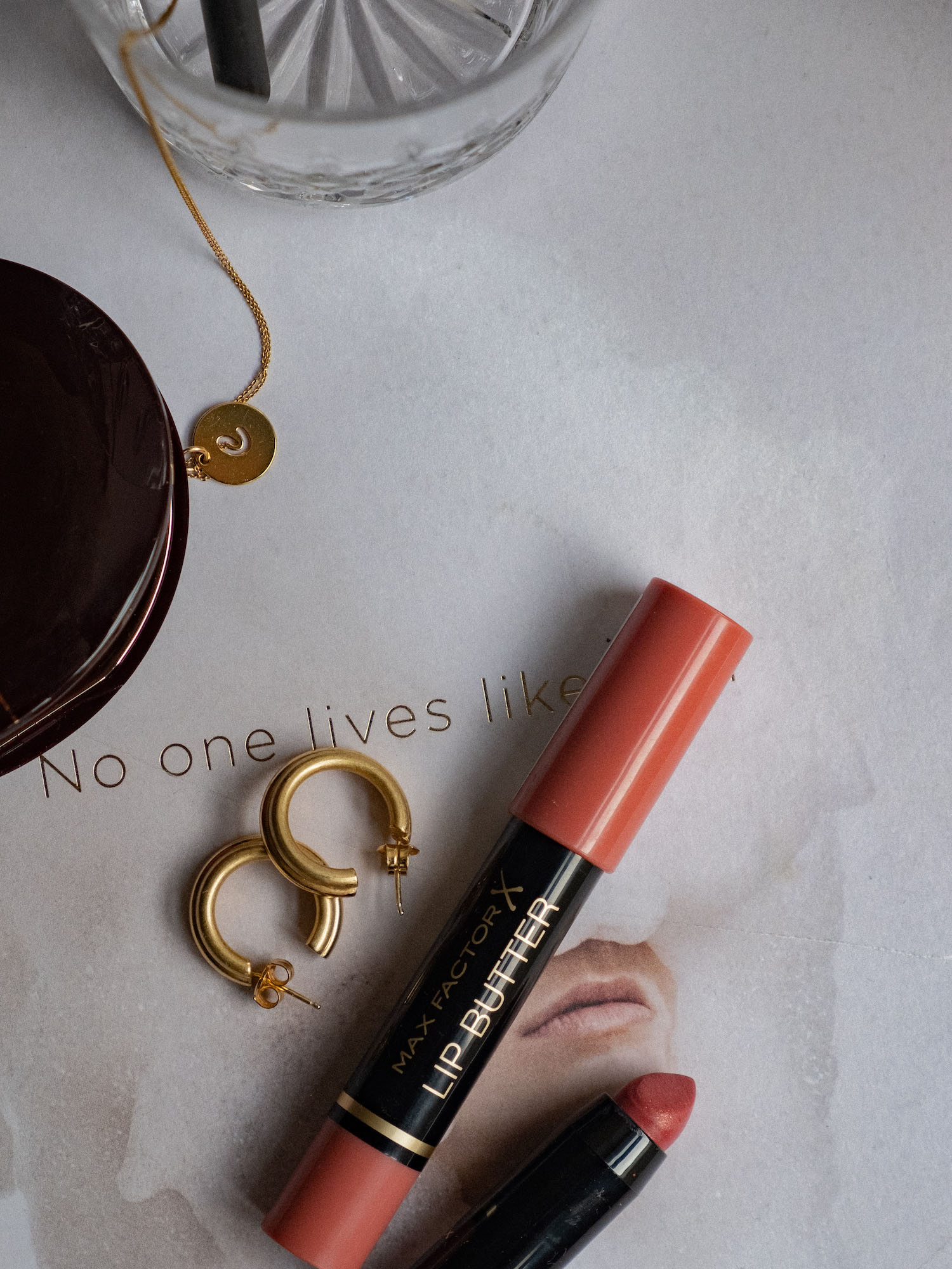 Beautyblog Bare Minds einfaches Silvester Make-up