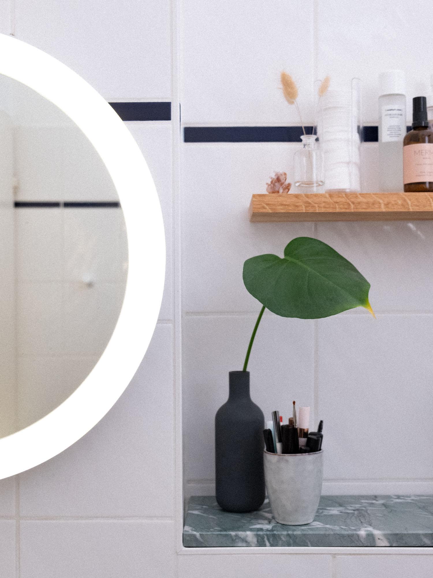 Beautyblog Bare Minds Makeover mit Philips Hue Spiegelleuchte