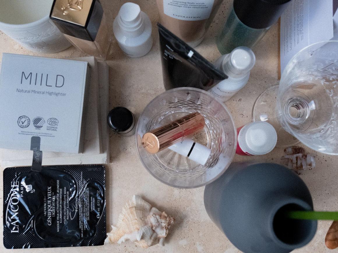 Beautyblg Bare Minds Review Lancôme Advanced Génifique Yeux Mask Light Pearl
