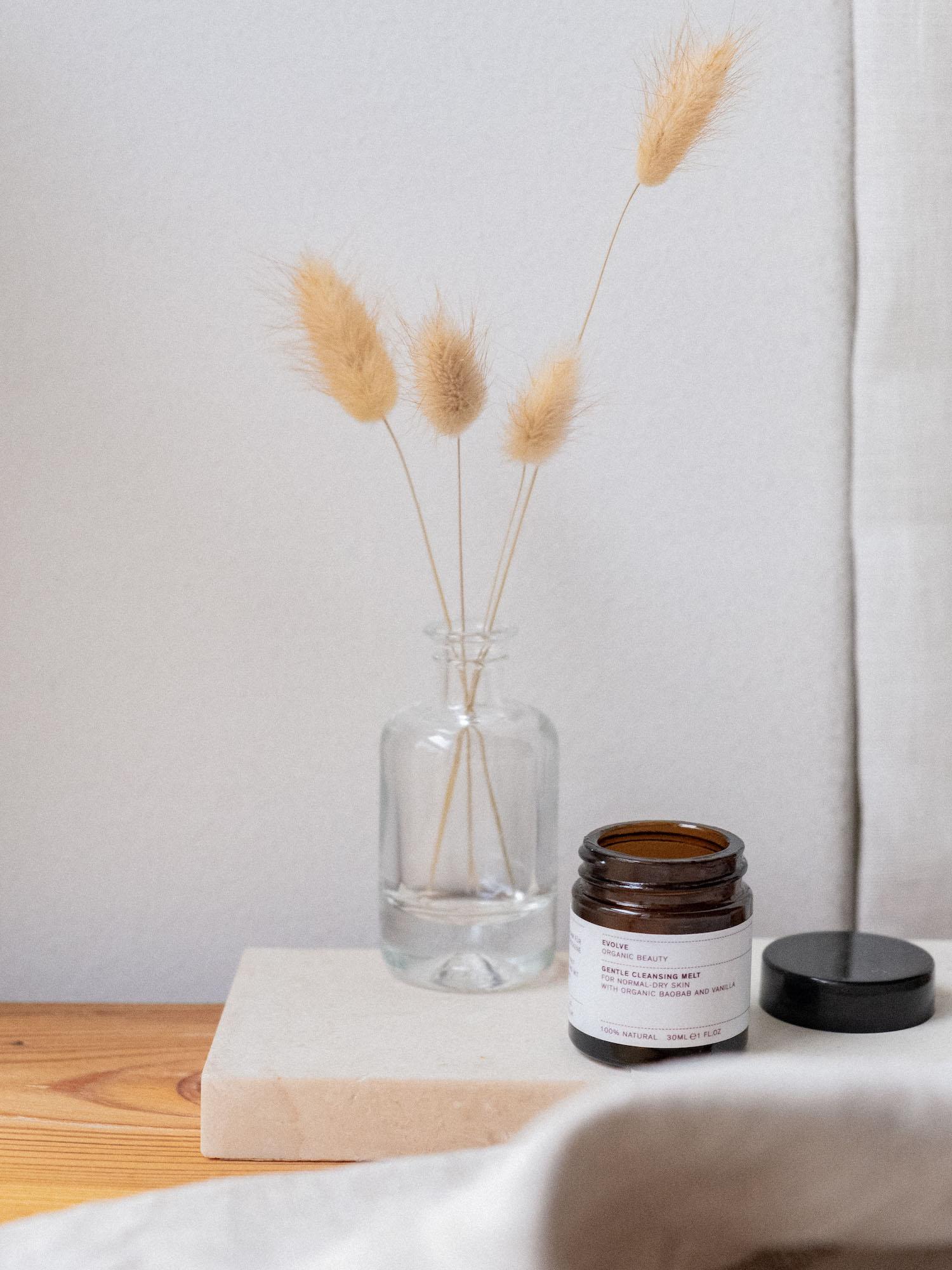 Beautyblog Bare Minds Naturkosmetik Gentle Clenasing Melt