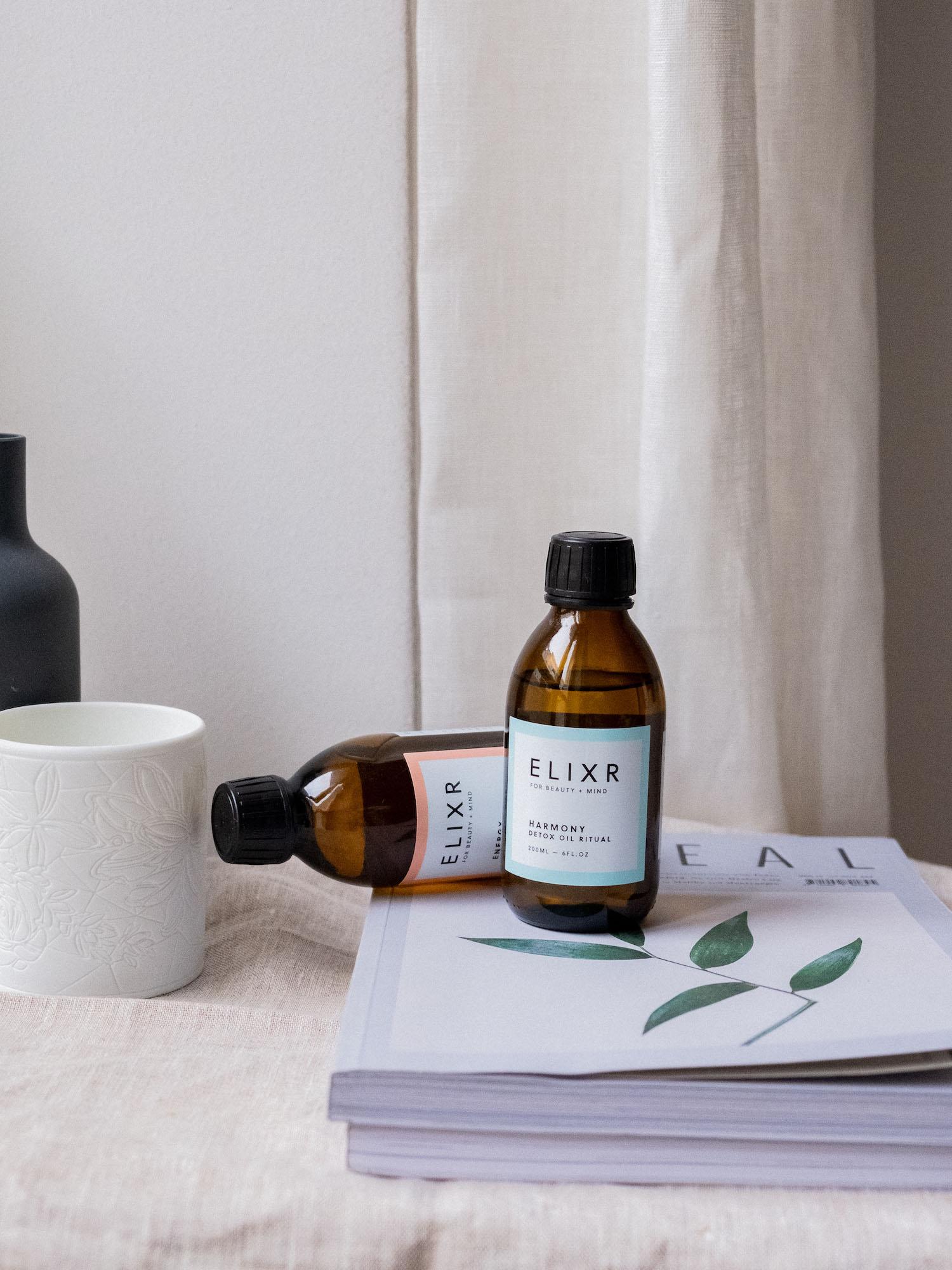 Beautyblog Bare Minds Ölziehen mit Elixr