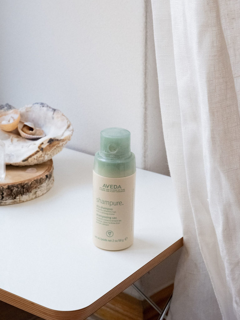 Beautyblog Aveda Dry Shampoo für Halt