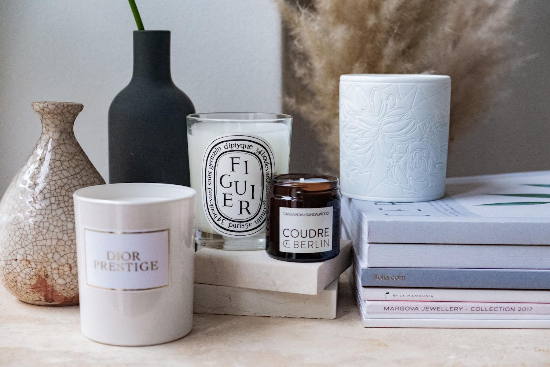 Beautyblog Interior der Kerzen Guide