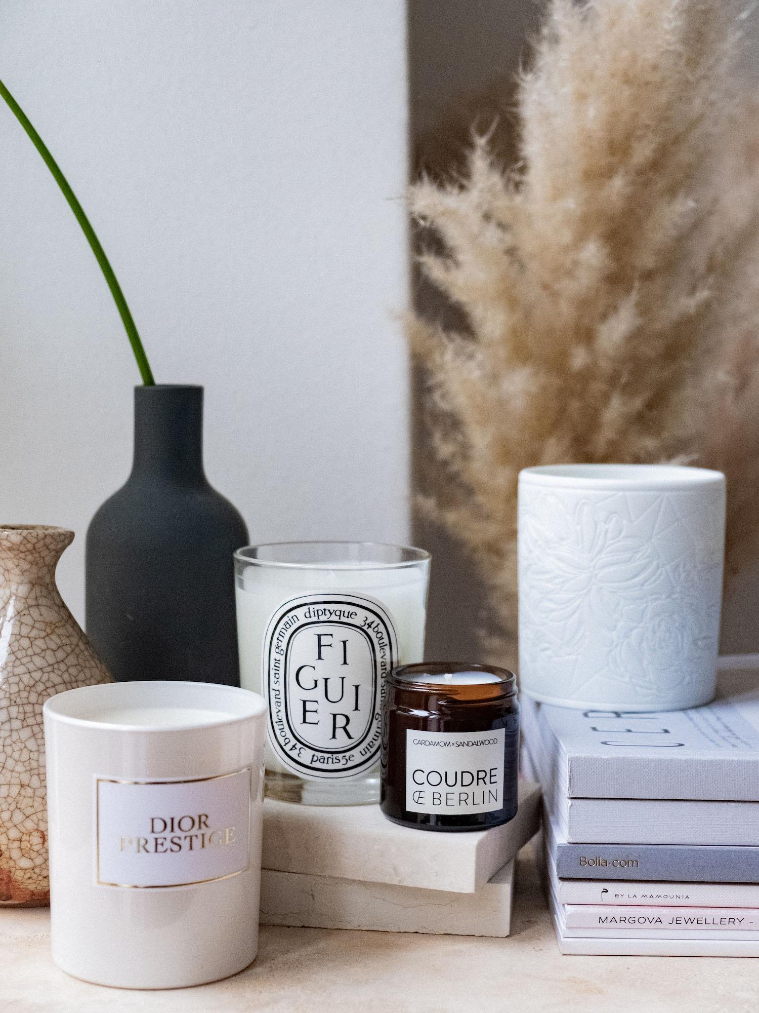 Beautyblog Interior der besten Duftkerzen