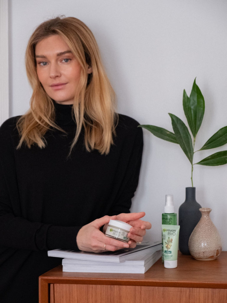 Beautyblog Bare Minds Garnier biozertifizierte Naturkosmetik