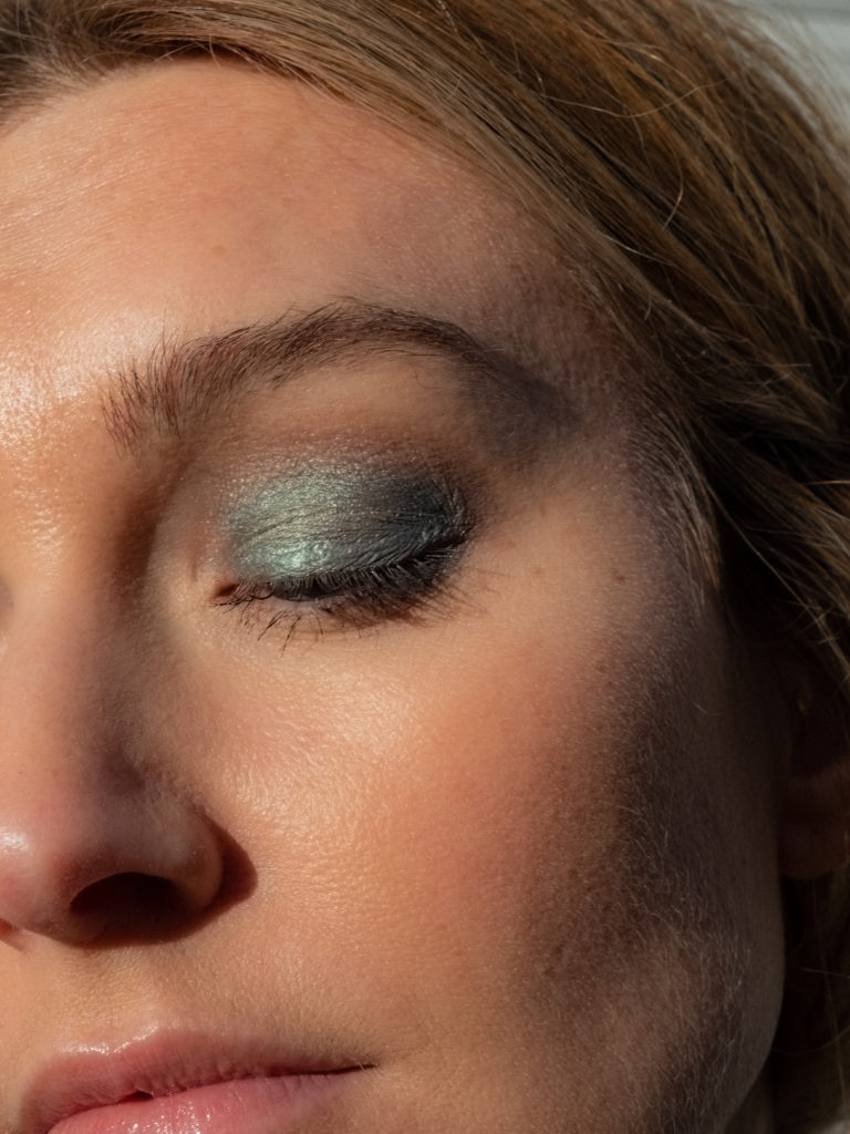 Beautyblog Bare Minds grünes Augen-Make-up