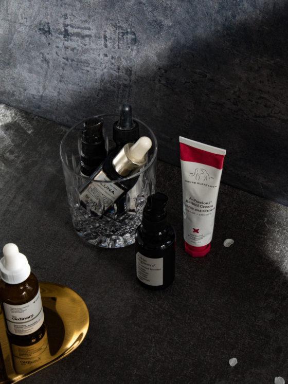 Beautyblog Retinol für schöne Haut