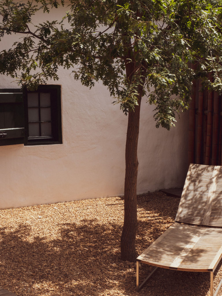Beautyblog Südafrika Weinfarm Babylonstoren SPA Bereich