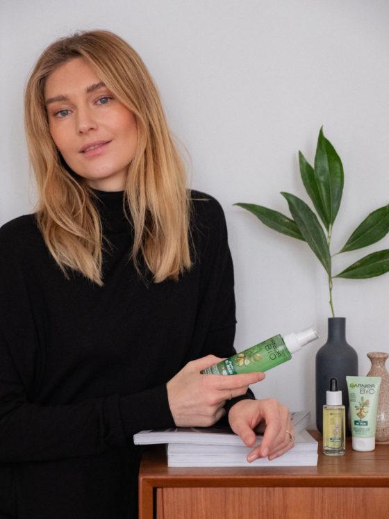Beautyblog biozertifizierte Naturkosmetik Garnier Bio