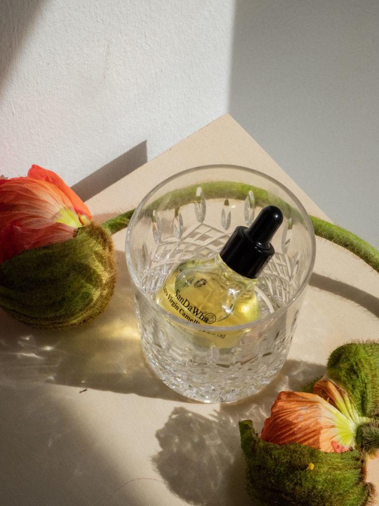Beautyblog Bare Minds SanDaWha Extra Virgin Camellia Face Oil