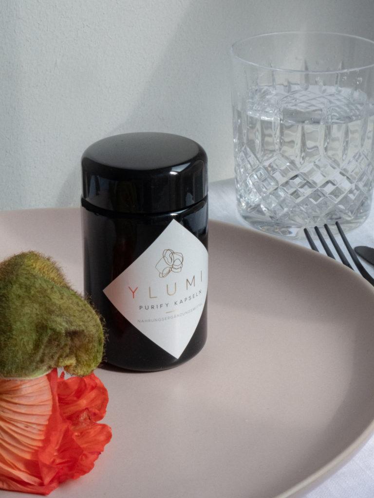 Beautyblog Trend Nahrungsergänzungsmittel Ylumi
