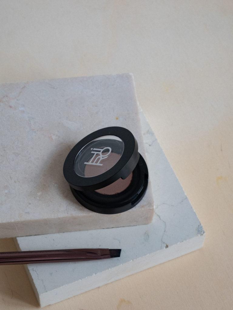 Beautyblog Augenbrauen Produkte Naturkosemtik Hiro Wow Brow Eyebrow Pomade