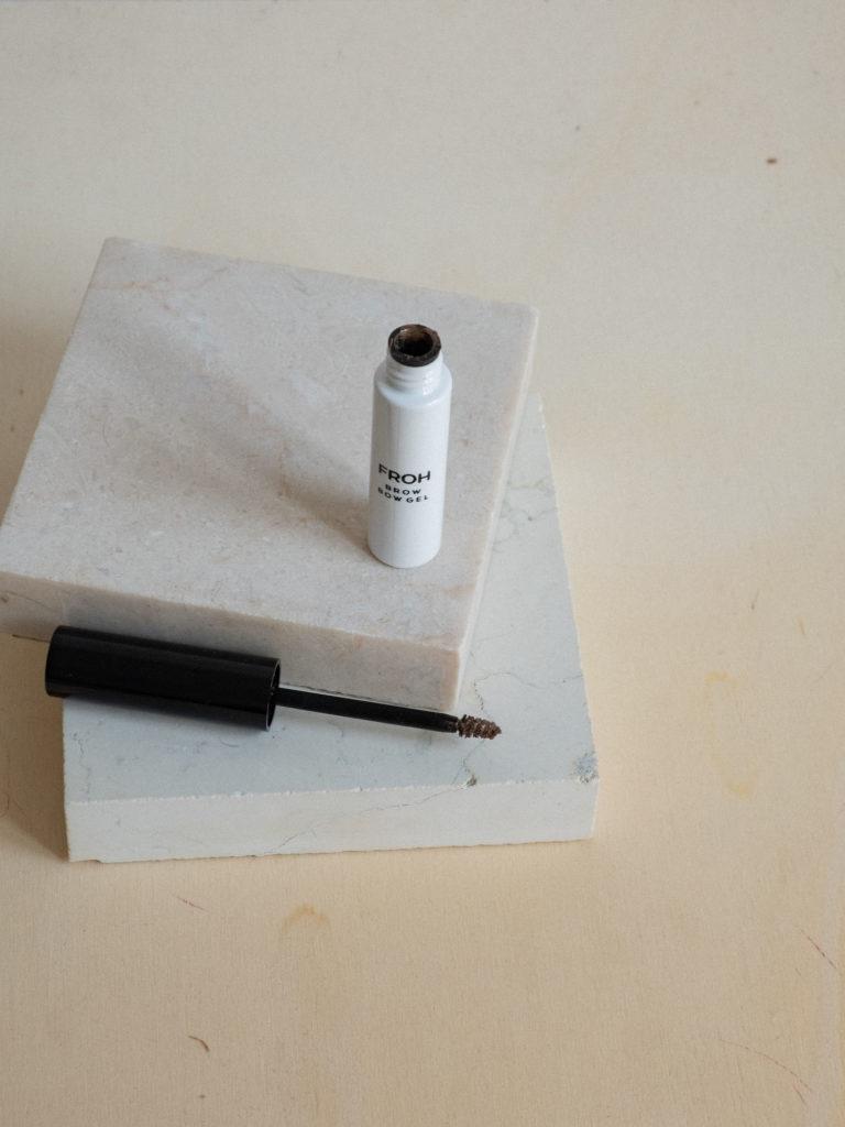 Beautyblog Augenbrauen Produkte Naturkosemtik und Gretel Froh Brow Bow Gel