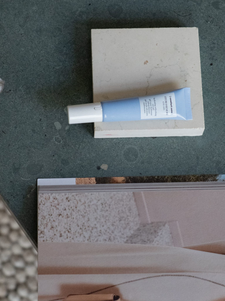 Beautyblog Bare Minds comfort zone Hydramemory Eye Gel