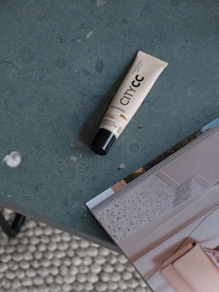 Beautyblog MÁDARA Organic Skincare Anti-Pollution CC Cream SPF 15