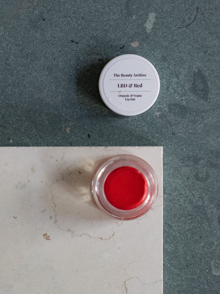 Beautyblog The Beauty Archive Lip & Cheeck Tint