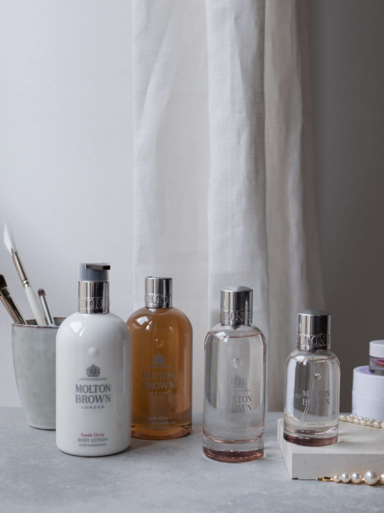 Beautyblog pudriger Duft Molton Brown Body Lotion