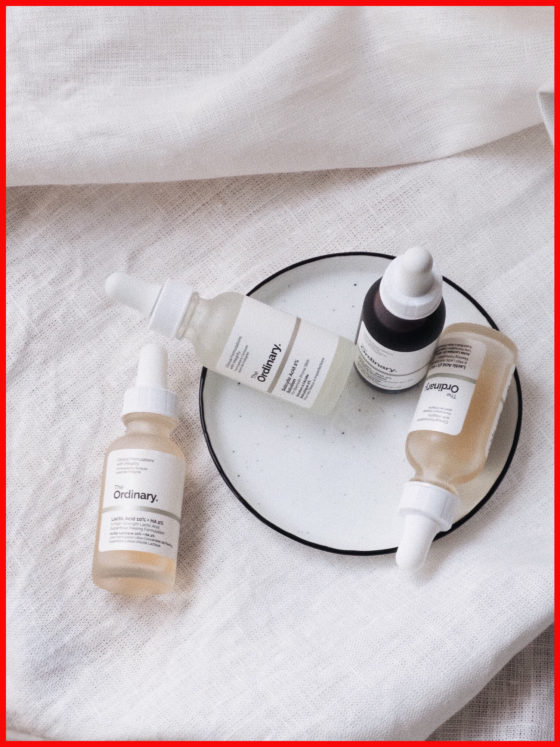 Beautyblog Bare Minds Brand Overview The Ordinary