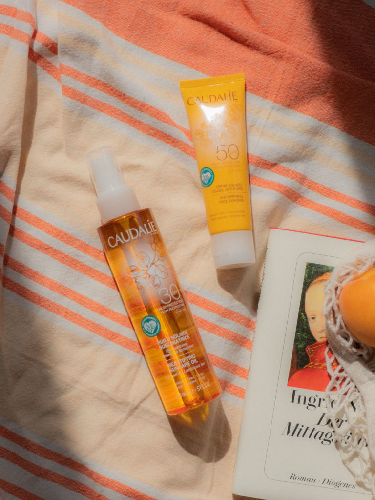 Beautyblog Summer Essentials Caudalie Sonnenlinie