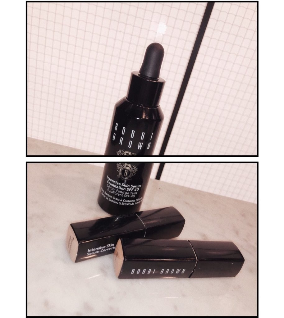 Beautyblog Beaity Routine Les Factory Femmes Bobby Brown Intensive Skin Serum Foundation 2