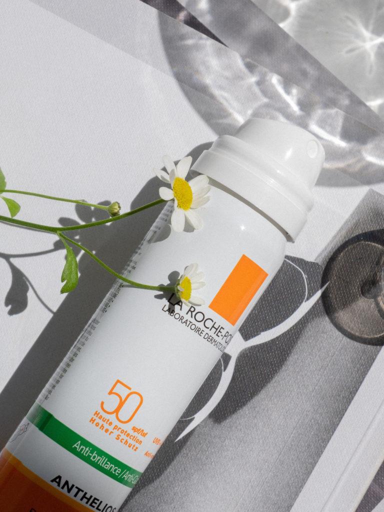 Beautyblog Chemie vs Natur Sonneschutzguide La Roche Posay Anthelios Shaka Fluid Chemischer Filter ohne Nanopartikel