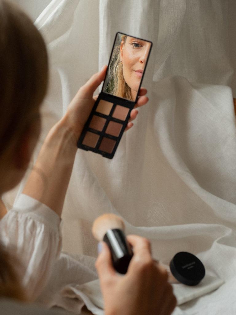 Beautyblog bareMinerals Gen Nude Lidschatten Palette Review