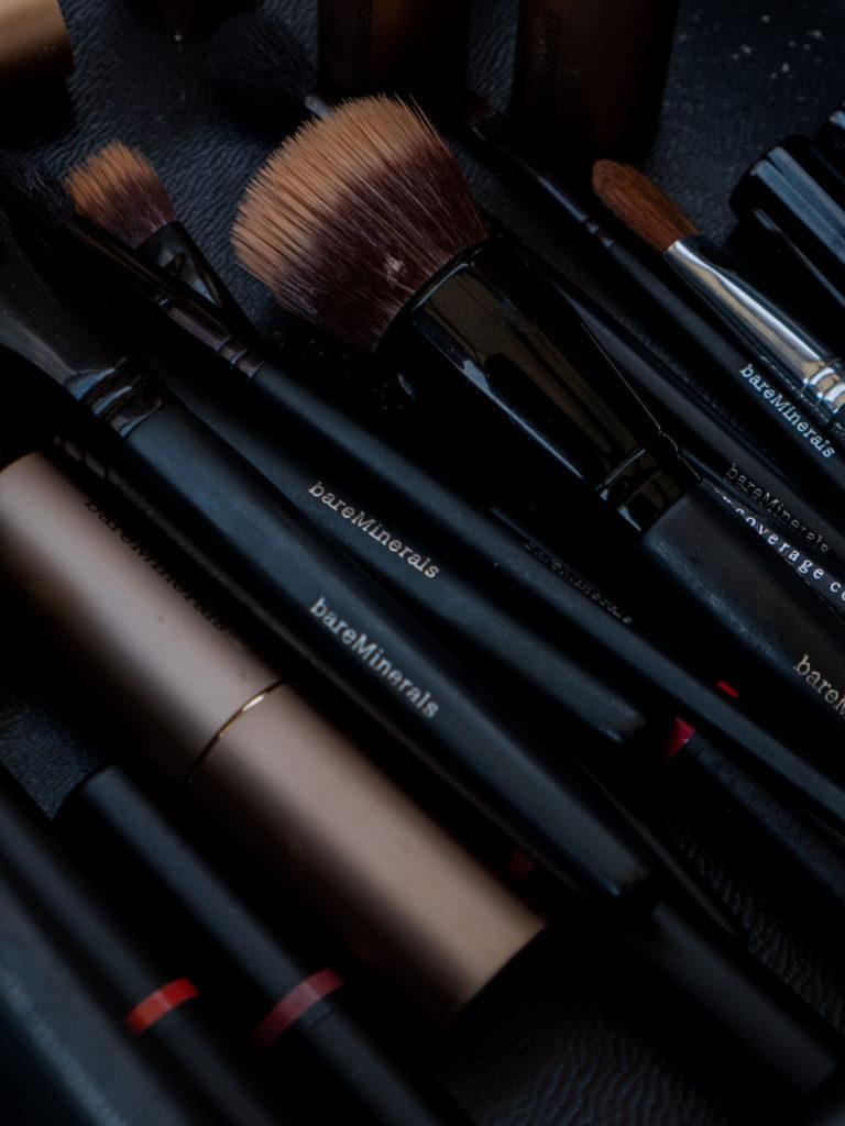 Beautyblog bareMinerals Pinsel