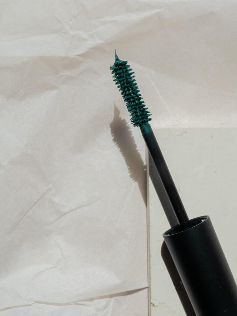 Bare Minds Shiseido Controlled Chaos Mascara Emerald Green