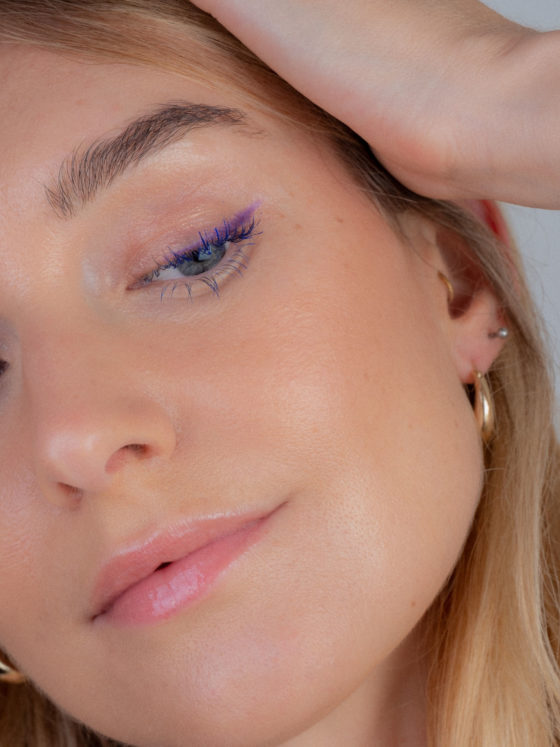 Bare Minds Shiseido blaue Mascara 1