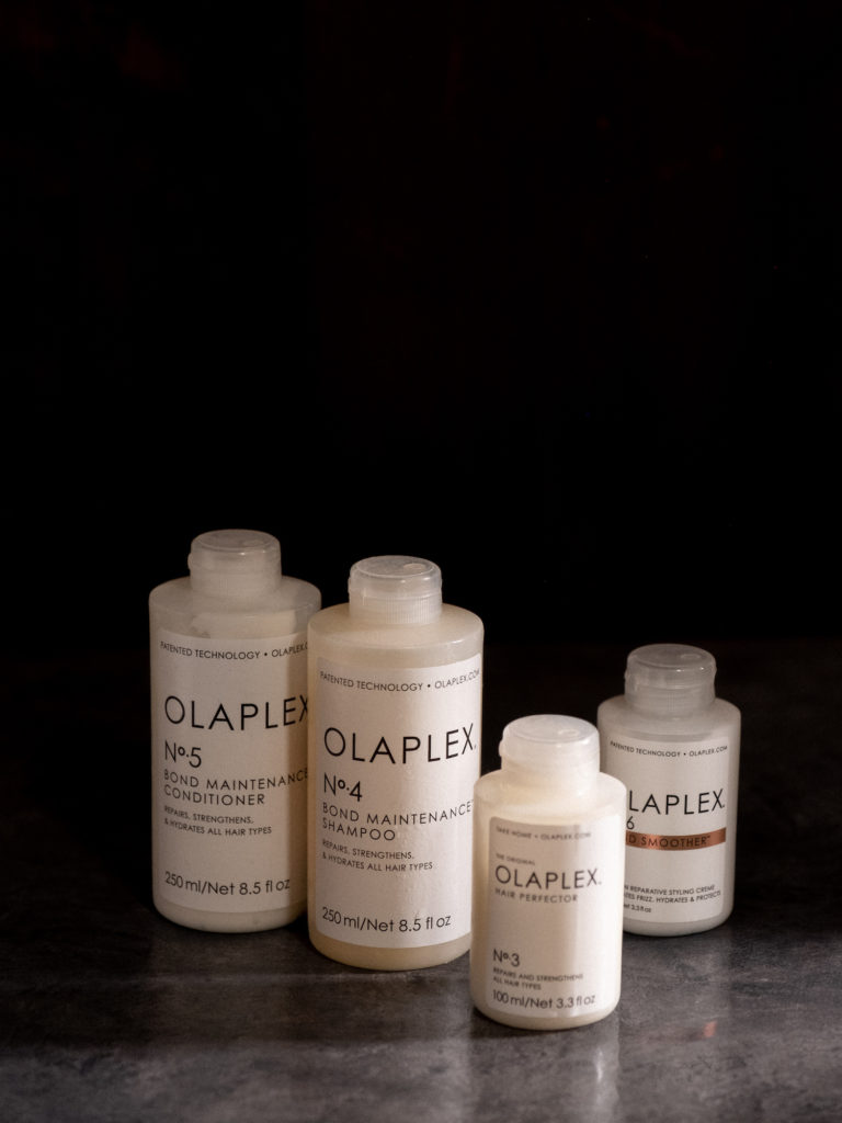 Beautyblog Bare Minds Olaplex Erfahrungsbereicht Home Treatment Set