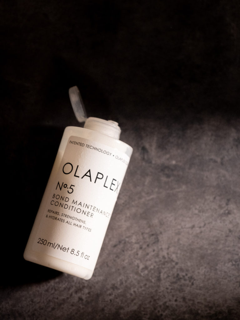 Beautyblog Bare Minds Olaplex No 6 Conditioner Erfahrungsbereicht