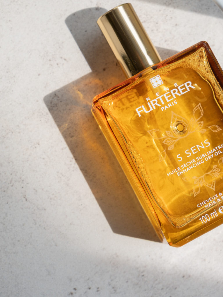 Beautyblog Rene Furterer Huile 5 Sens