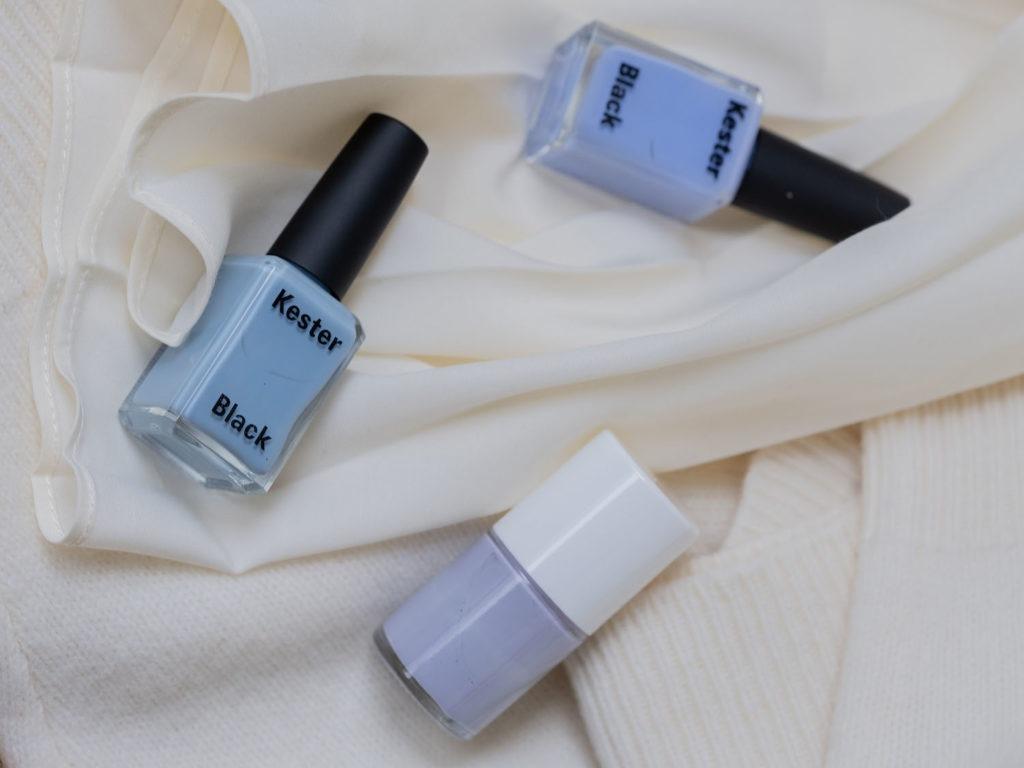 Beautyblog Bare Minds Trendfarbe Blau Kester Black