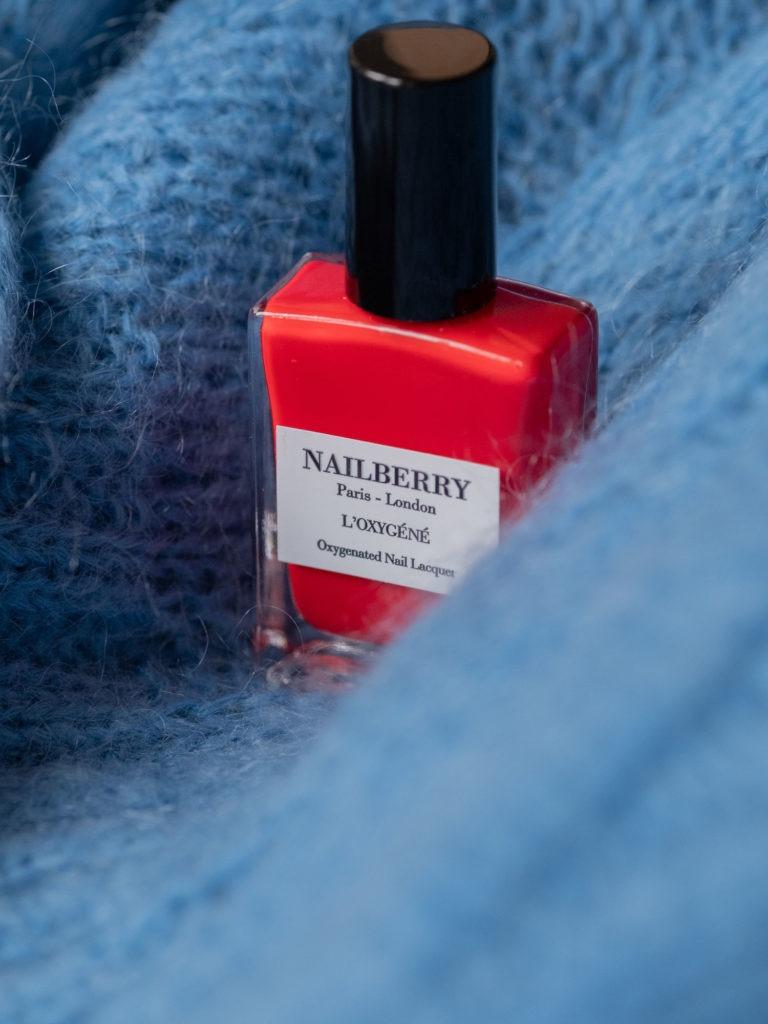 Beautyblog Bareminds Klassisch rote Nägel 2