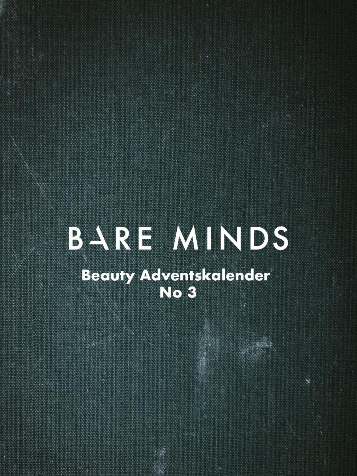 Bare Minds Beauty Adventskalender 2019 03_