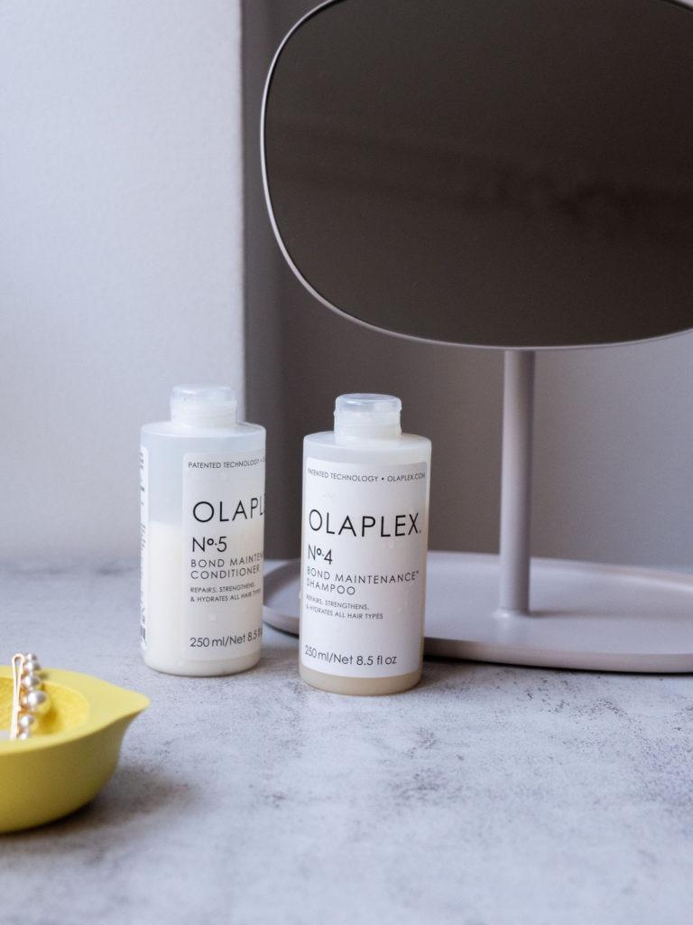 Beautyblog Bare Minds Olaplex für zuhause Haare wachsen lassen 1