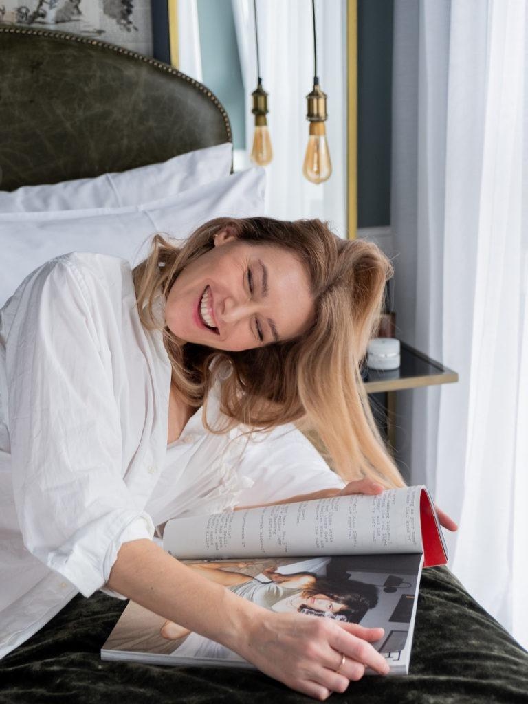 Beautyblog Bare Minds Sonntags Spa zuhause Achtsamkeit