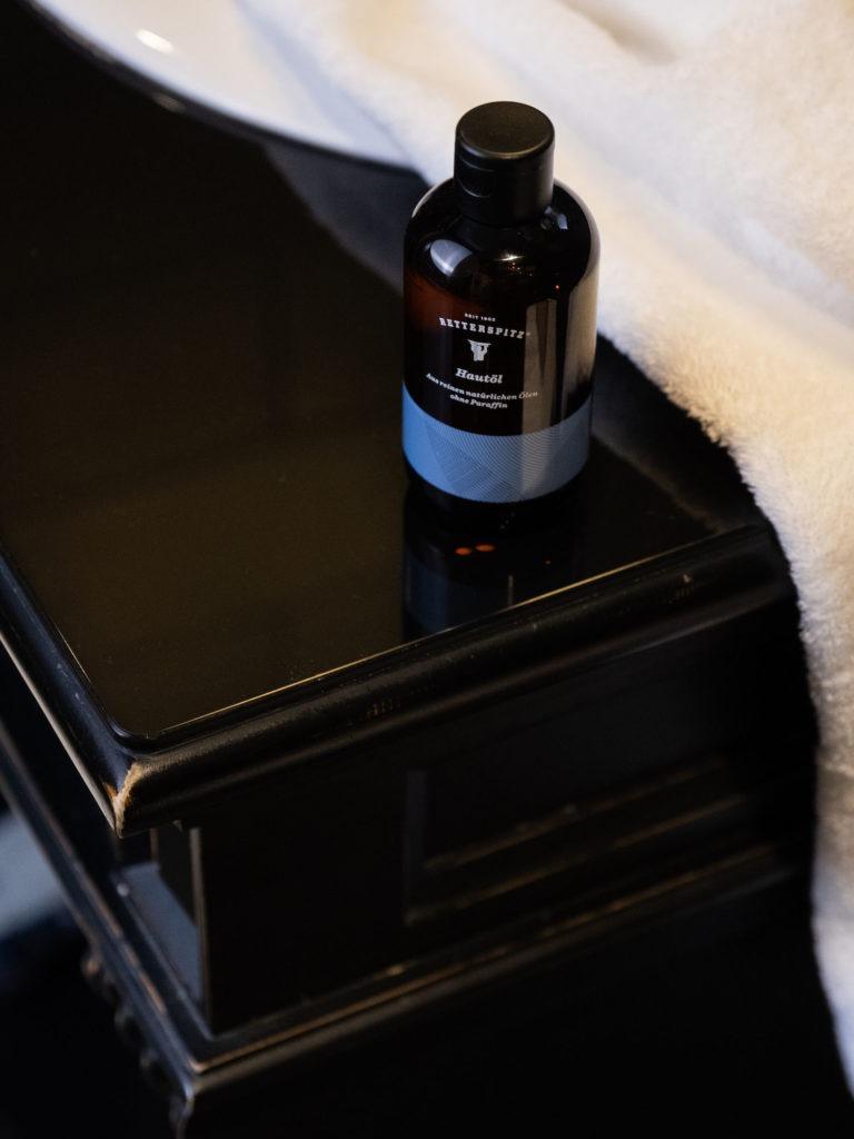 Beautyblog Bare Minds Sonntags Spa zuhause Hautöl Achtsamkeit