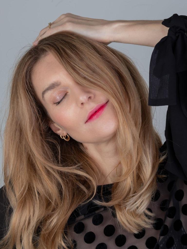 Bare Minds Beauty Adventskalender 2019 Kess Berlin Christmas Look 3