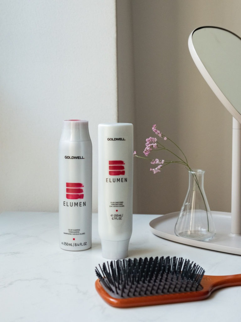 Beautyblog BareMinds Goldwell Elumen Play Shampoo