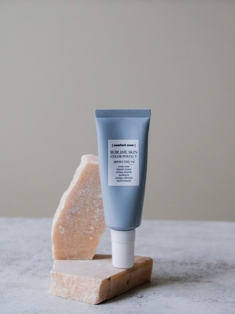 Beautyblog Bare Minds Beauty Favorieren Comfort Zone Sublime Skin Color Perfect SPF 50