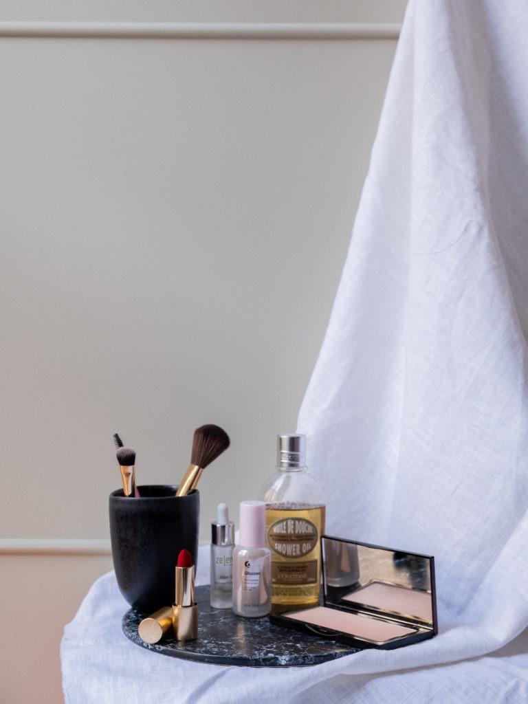 Beautyblog BareMinds.de L'occitane Mandel Duschöl 1