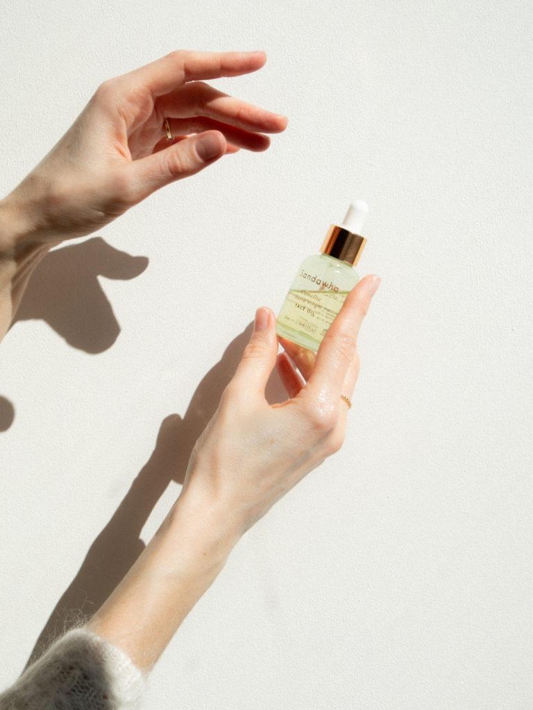 Beautyblog Bare Minds Sandawha Kameliensamenöl für sensible Haut6