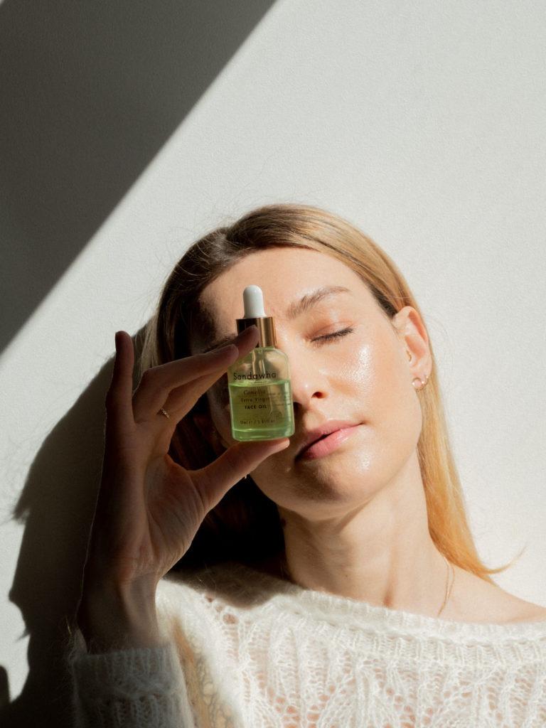 Beautyblog Bare Minds Sandawha Öl für sensible Haut2