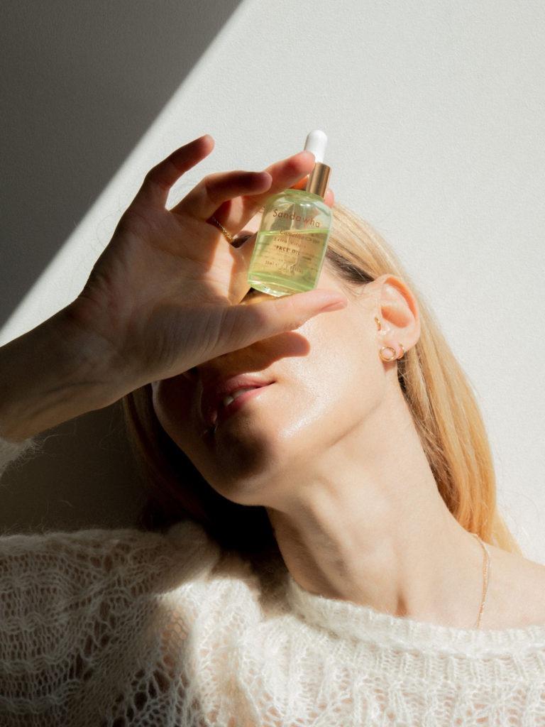 Beautyblog Bare Minds Sandawha Öl für sensible Haut3